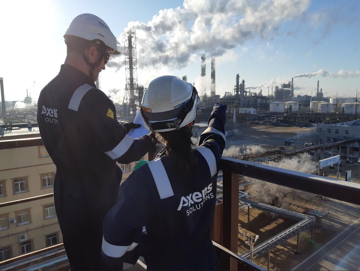 What makes Axens Energy Audit Unique? - Image